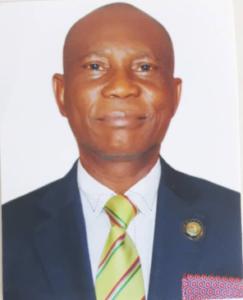 Mr. Isaac Adetolu Olatunde