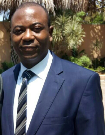 Martin Osayande Agwogie, Ph.D, MBA, ICAP 11